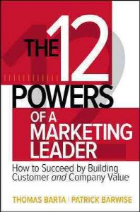 [해외]The 12 Powers of a Marketing Leader