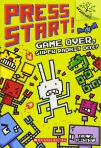 [해외]Game Over, Super Rabbit Boy!