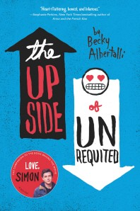 [해외]The Upside of Unrequited (Paperback)