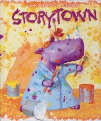 MAKE YOUR MARK(STORYTOWN 1-4)