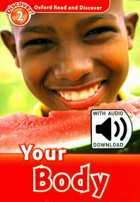Read and Discover 2: Your Body (with MP3)