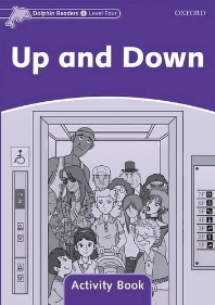 Up and Down Activity Book(Dolphin Readers 4)
