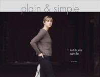 [해외]Plain & Simple