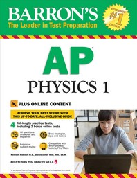 Barron's AP Physics. 1