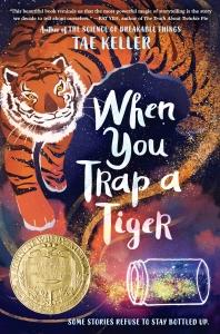 [해외]When You Trap a Tiger (Library Binding)