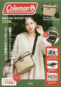 コ-ルマンBRAND BOOK 3 ベ-ジュ