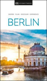 [해외]DK Eyewitness Berlin (Paperback)