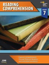 [해외]Steck-Vaughn Core Skills Reading Comprehension (Paperback)