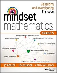 [해외]Mindset Mathematics (Paperback)
