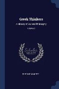 Greek Thinkers