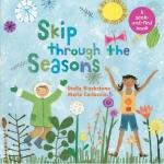 [해외]Skip Through the Seasons (Paperback)