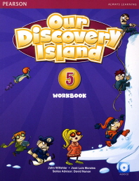 Our Discovery Island. 5(Work Book)