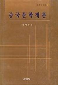 중국문학개론