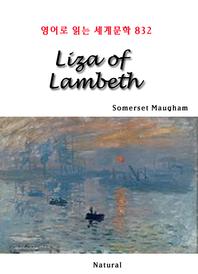 Liza of Lambeth (영어로 읽는 세계문학 832)