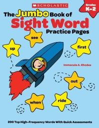 [해외]The the Jumbo Book of Sight Word Practice Pages