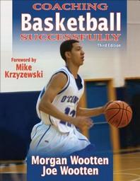 [해외]Coaching Basketball Successfully - 3rd Edition