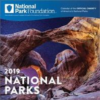 [해외]2019 National Park Foundation Wall Calendar
