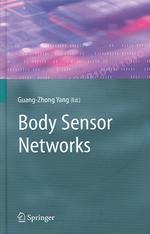 [해외]Body Sensor Networks