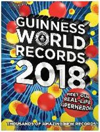 [해외]Guinness World Records 2018 (Hardcover)