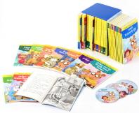 아서 챕터북 롱테일 에디션 Book 1-10 박스 세트(MP3 CD 10장포함)(전11권)