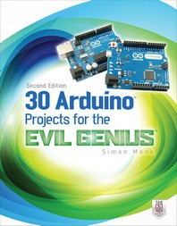 [해외]30 Arduino Projects for the Evil Genius, Second Edition
