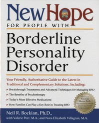 [해외]New Hope for People with Borderline Personality Disorder