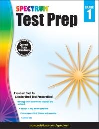 Spectrum Test Prep Grade. 1