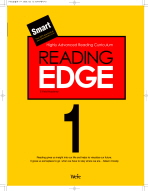 READING EDGE. 1(SMART)(CD1장포함)