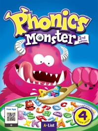 Phonics Monster. 4: Double Letters(2판)(CD2장포함)