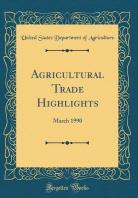 [해외]Agricultural Trade Highlights (Hardcover)