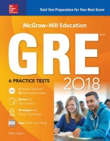 McGraw-Hill Education GRE 2018