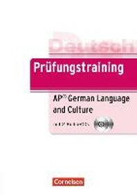 Pruefungstraining DaF B2 - AP German Language and Culture Exam