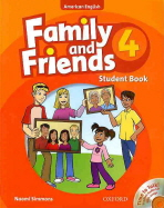 FAMILY AND FRIENDS. 4(STUDENT BOOK)(CD1장포함)