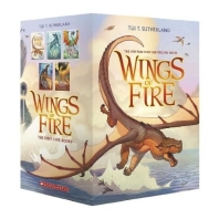 Wings of Fire Boxset, Books 1-5 (Wings of Fire) - 유의사항을 꼭 확인해주세요-