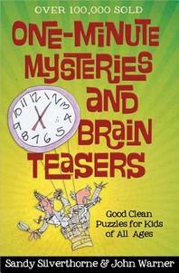 [해외]One-Minute Mysteries and Brain Teasers