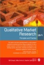 Qualitative Market Research : Principle & Practice