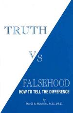 [해외]Truth Vs Falsehood (Paperback)