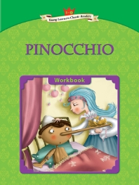 Pinocchio : Young Learners Classic Readers 5-1 (CD1장포함)