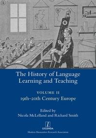 [해외]The History of Language Learning and Teaching II (Paperback)