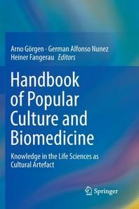 [해외]Handbook of Popular Culture and Biomedicine (Paperback)