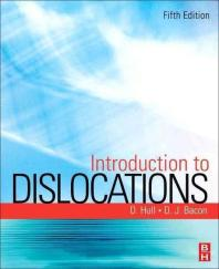 [해외]Introduction to Dislocations