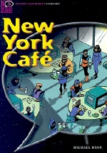 New York Cafe(Oxford Bookworms Starters)