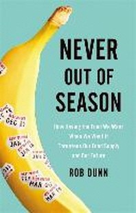 [해외]Never Out of Season (Hardcover)