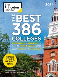 [해외]The Best 386 Colleges, 2021