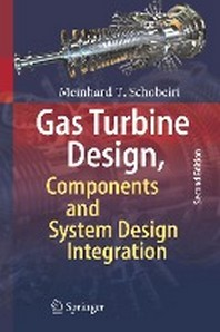 [해외]Gas Turbine Design, Components and System Design Integration