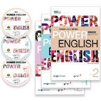 Power English 중급 영어회화 +방송CD(12.1.2월)(2018)(EBS FM 라디오)(CD3장포함)(전3권)