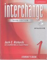 Interchange 1 with Audio-CD (3rd Edition)