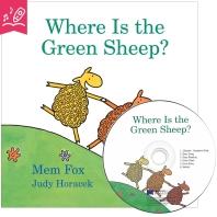 노부영 세이펜 Where Is the Green Sheep?(CD1장포함)