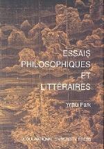 ESSAIS PHILOSOPHIQUES ET LITTERAIRES