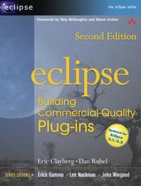 [해외]Eclipse Building Commercial-Quality Plug-Ins (Paperback)
